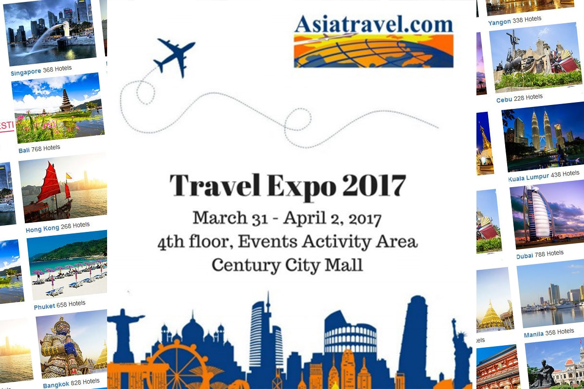 ASIATRAVEL.COM EXPO 2017