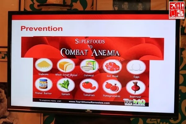 Combating Anemia