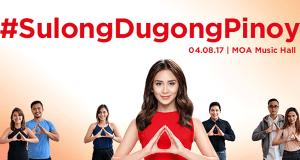 Sarah G supports Sangobion Sulong Dugong Pinoy