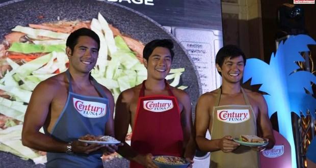 Gerald, Paulo, and Matteo Shares Century Tuna Recipe to Sexy