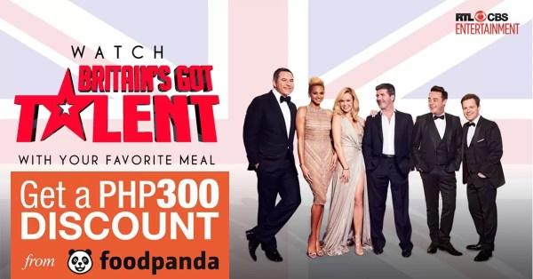 RTL-CBS-Entertainment-Britains-Got-Talent-Food-Panda-Treat