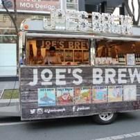 Craft Beer at Joe's Brew Food Truck