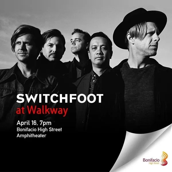 Switchfoot at BHS 2017