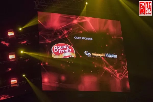 Bounty Fresh is one of the Gold Sponsor of the Manila Masters event