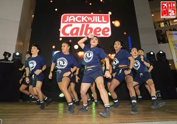 PUP Power Impact Dancers do their routine at the Dance to the Calbeats Dance Competition