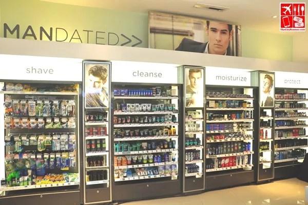 Watsons Store Men Section