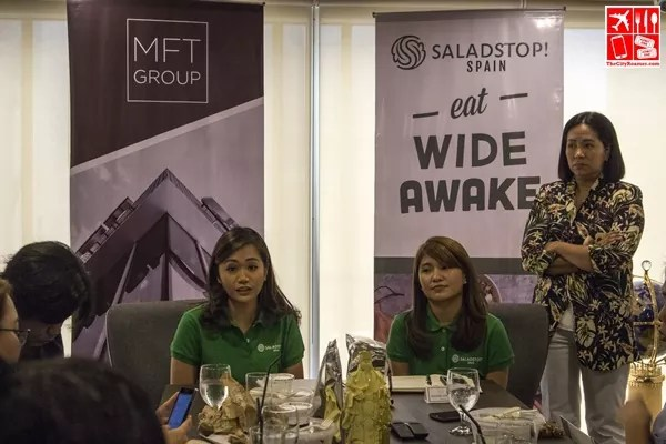 MFT Group CEO Mica F Tan and Regional Marketing Head Joanne Atienza-Cabaero