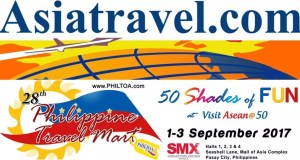 Asiatravel.com at the Philippine Travel Mart