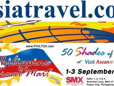 Asiatravel.com at the Philippine Travel Mart