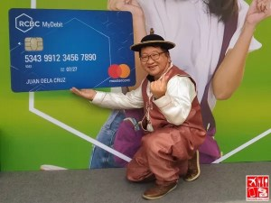 RCBC MyDebit Mastercard offers a wold of convenience