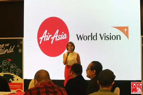 DJ and World Vision Ambassador Gelli Victor hosts the See the World Launch