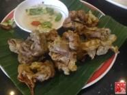 Bulaklak at Aling Lusing's Sisig