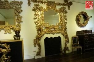 Intricate work at JB Betis Woodcraft