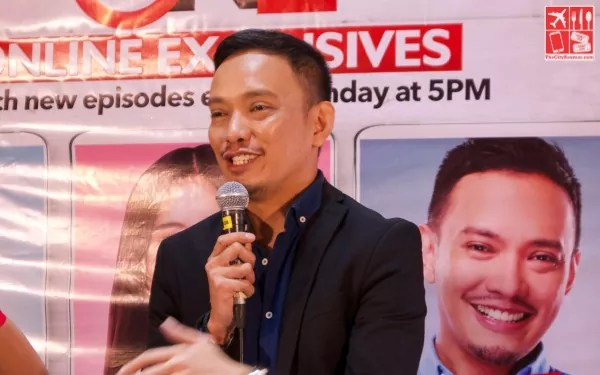 Joseph Morong talks about fake news on his new show