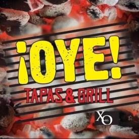 OYE Tapas & Grill Logo