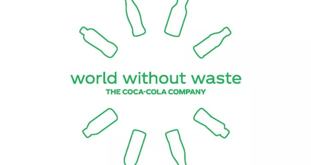 The Coca-Cola Company Sets Goal for a World Without Waste