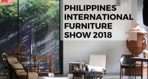 Philippines International Furniture Show 2018