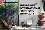 Be Wowed at the Philippines International Furniture Show 2018