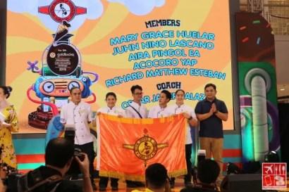 12th Goldilocks ICDC Finalist -Western Institute of Technology Iloilo City