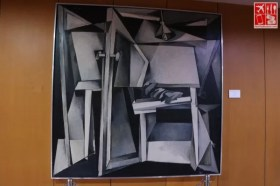 An artwork at PICC