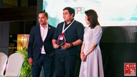 Cine Turismo recognized Siargao
