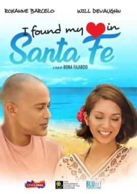 I Found My Heart in Santa Fe movie poster