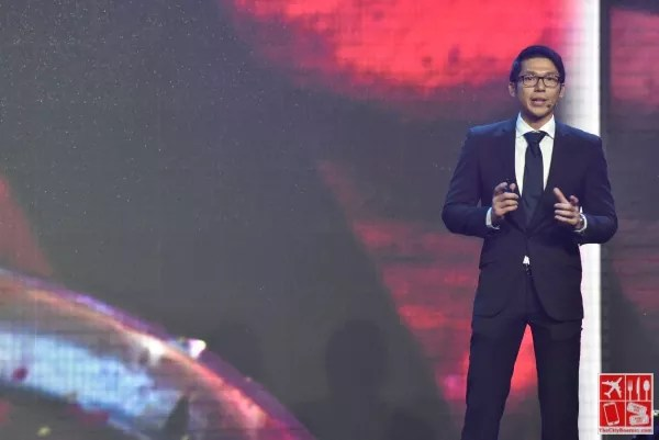 Ivan Pua - Samsung Product Marketing Head for IT and Mobile