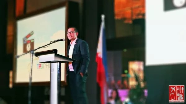 Tourism Promotions Board COO Cesar Montano