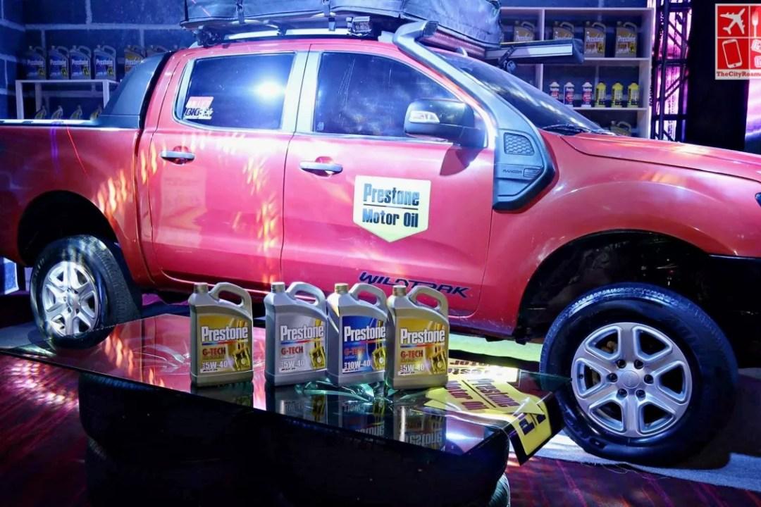Prestone Philippines Launches New Line of Motor Oil