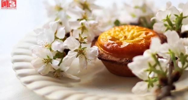 Spring at BAKE Cheese Tart Philippines