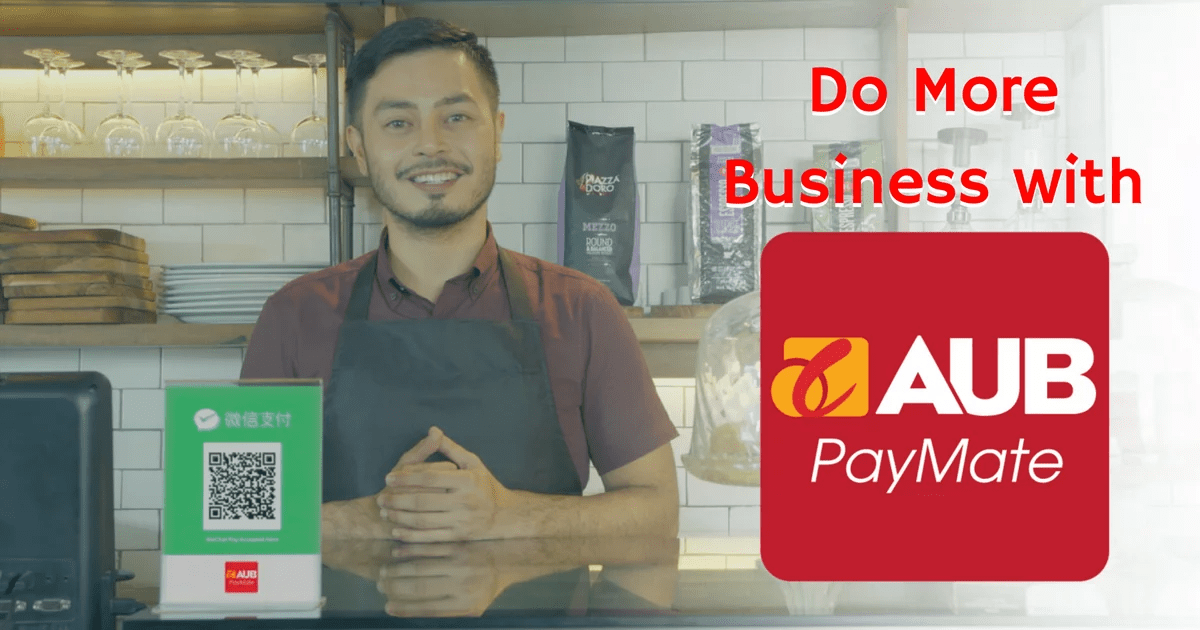Do More Business with AUB PayMate