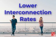 Lower Interconnection Rates Ordered by NTC