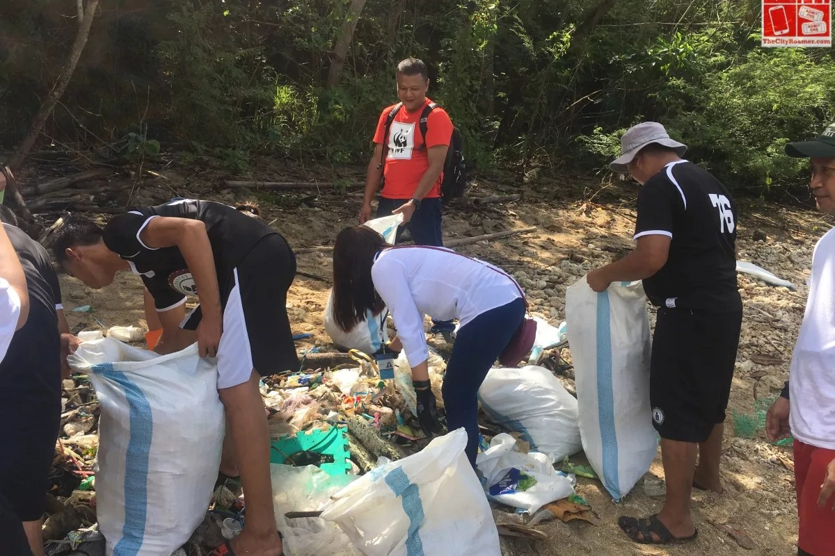 Hamilo Coast- WWF Philippines Coastal Cleanup