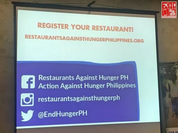 Register your Restaurant and help fight child malnutrition
