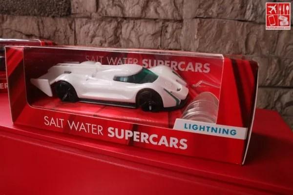 Shell Saltwater Supercar Lightning