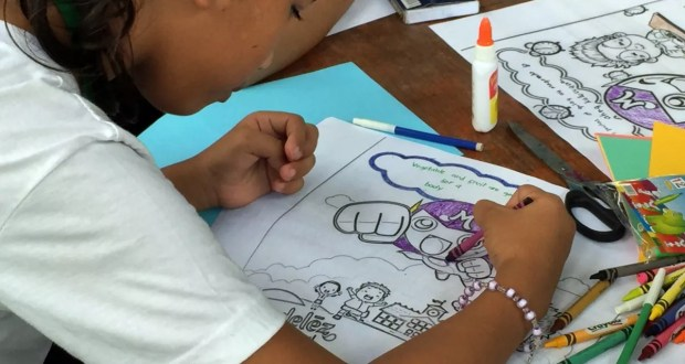 Mondelez Joy Schools Slogan Making Activity