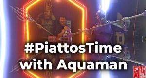 Piattos Time with Aquaman