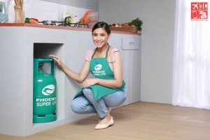 Sarah Geronimo is the newest celebrity ambassador of Phoenix Super LPG