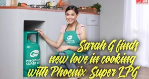 Sarah finds new love in cooking with Phoenix Super LPG