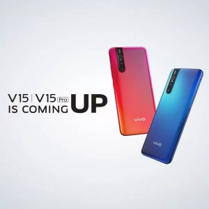 Vivo V15 Pro is Coming Up
