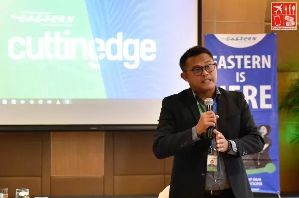 Eastern Communications participates at the Cutting Edge forum