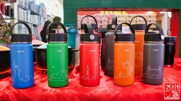 New! Riga Insulated Vacuum Tumbler, this collection available different colors representing different cities