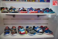 Marvel themed shoes for kids
