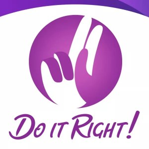 DO IT RIGHT Campaign logo