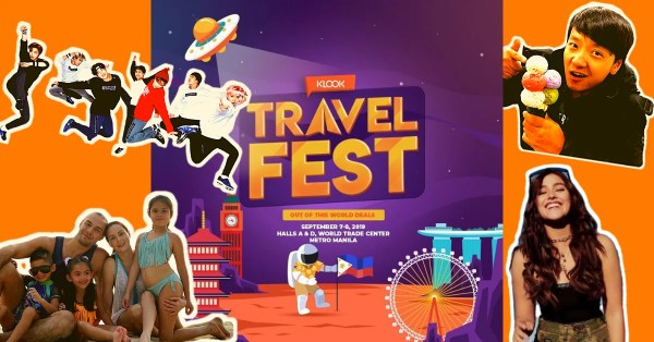 A Star-Studded Klook Travel Fest 2019