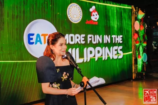DOT Secretary Bernadette Romulo-Puyat opening remarks for Eats. Eats. More Fun in the Philippines