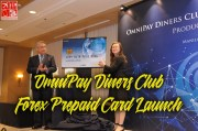 OmniPay Diners Club Forex Prepaid Card Launched