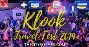 Klook Travel Fest 2019 is powered by travel app Klook