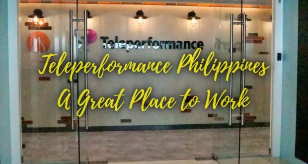 Teleperformance Philippines - a Great Place to Work