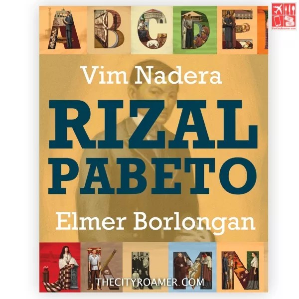 RizalPabeto is a collection of poems about Rizal by Vim Nadera with images by Elmer Borlongan (2)